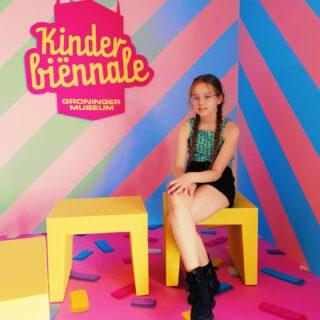 🦋 𝗠𝘆𝘀𝗲𝗹𝗳𝗶𝗲 @groningermuseum @kinderbiennalegm 🥰 #kinderbiennale #groningermuseum #myselfie